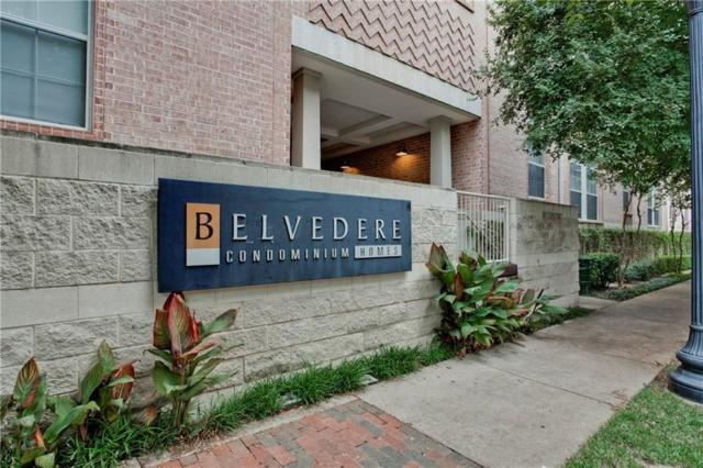 2305 Worthington Street #126, Dallas, TX 75204 (MLS #13970540) :: The Good Home Team