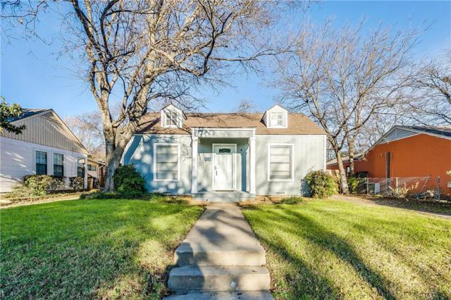 4012 Lisbon Street, Fort Worth, TX 76107 (MLS #13970654) :: The Mitchell Group