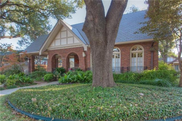 2205 Weatherbee Street, Fort Worth, TX 76110 (MLS #13970759) :: The Holman Group