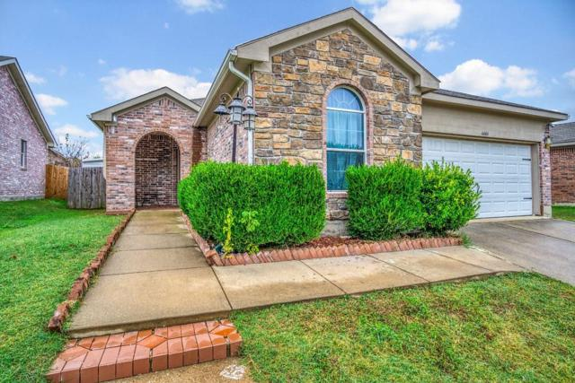 6444 Downeast Drive, Fort Worth, TX 76179 (MLS #13970773) :: Century 21 Judge Fite Company
