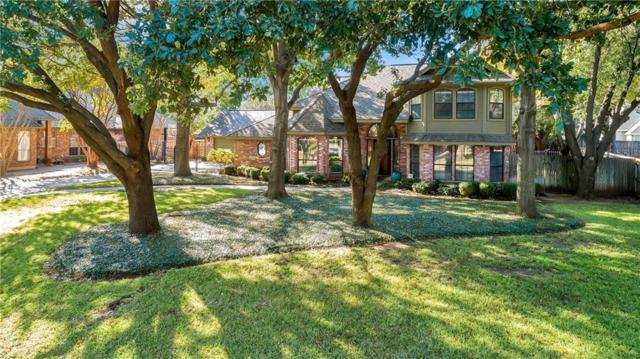 6006 Lansford Lane, Colleyville, TX 76034 (MLS #13970774) :: The Mitchell Group
