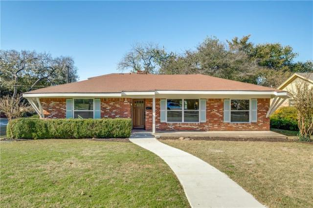 408 Hyde Park Drive, Richardson, TX 75080 (MLS #13970802) :: Robbins Real Estate Group
