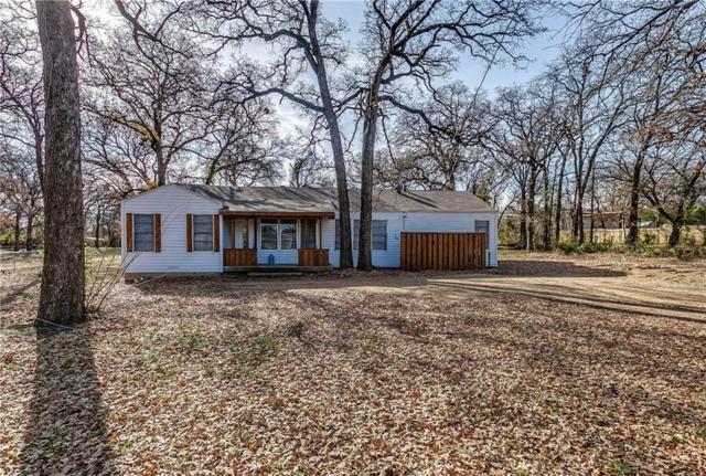 321 Linda Road, Kennedale, TX 76060 (MLS #13970811) :: The Hornburg Real Estate Group