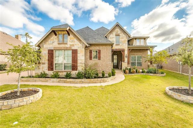 1032 Merion Drive, Burleson, TX 76028 (MLS #13970823) :: The Sarah Padgett Team