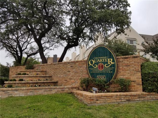 5325 Bent Tree Forest Drive #2226, Dallas, TX 75248 (MLS #13970826) :: The Heyl Group at Keller Williams