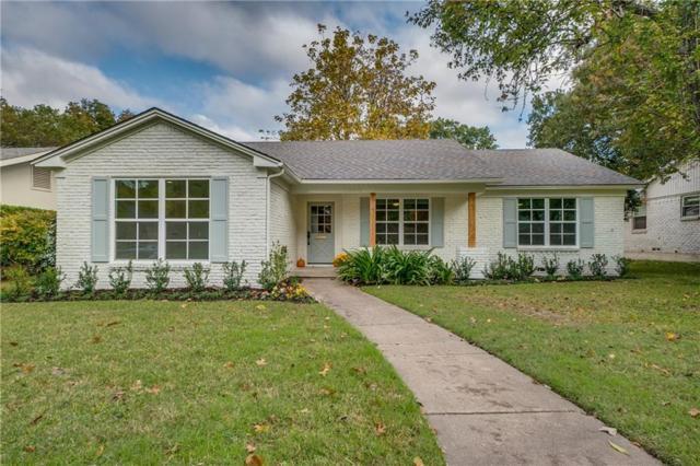 9941 Edgecliff Drive, Dallas, TX 75238 (MLS #13970886) :: The Hornburg Real Estate Group