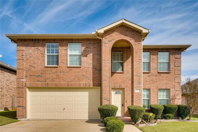 8115 York Beach Place, Arlington, TX 76002 (MLS #13970895) :: The Heyl Group at Keller Williams