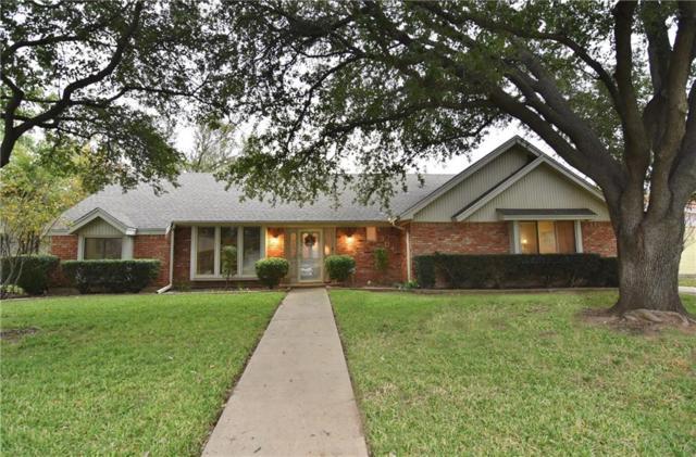 304 Hillview Drive, Hurst, TX 76054 (MLS #13970912) :: The Holman Group