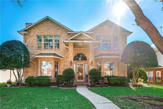 1728 Snowmass Drive, Plano, TX 75025 (MLS #13970981) :: The Chad Smith Team