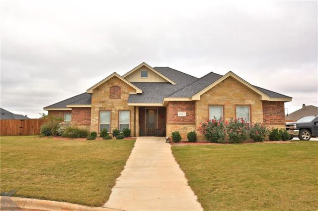 6702 Longbranch Way, Abilene, TX 79606 (MLS #13971042) :: The Tonya Harbin Team
