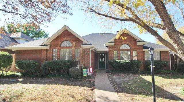 2058 Biscayne Drive, Lewisville, TX 75067 (MLS #13971106) :: Real Estate By Design