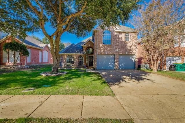 957 Lea Meadow Drive, Lewisville, TX 75077 (MLS #13971113) :: Team Tiller
