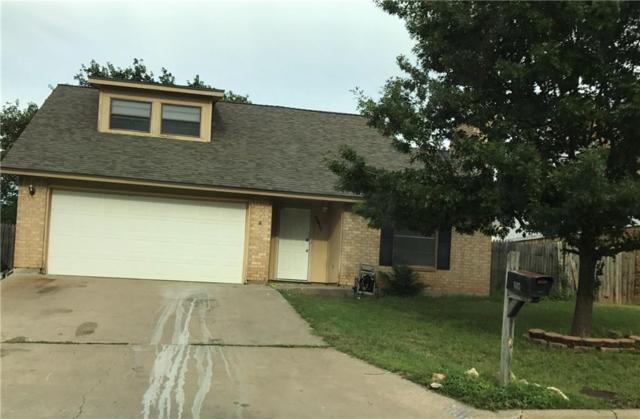 1617 Covey Lane, Abilene, TX 79605 (MLS #13971244) :: RE/MAX Town & Country
