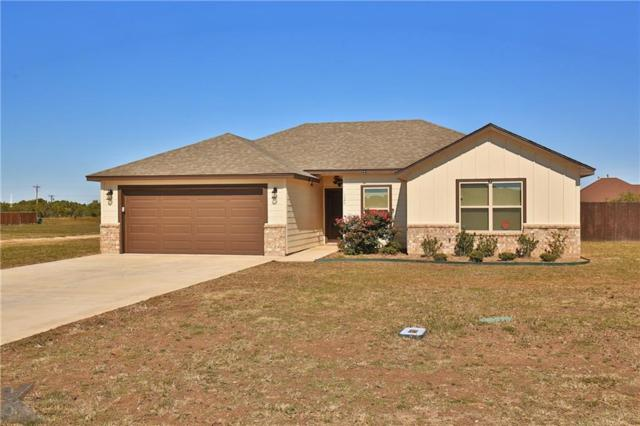 126 Foxtrot Lane, Abilene, TX 79602 (MLS #13971268) :: The Tonya Harbin Team
