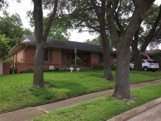 9056 Westbriar Drive, Dallas, TX 75228 (MLS #13971270) :: RE/MAX Town & Country