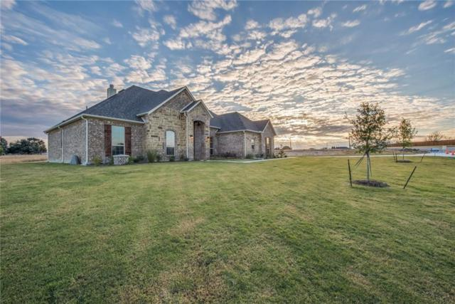 106 North Ridge Court, Weatherford, TX 76088 (MLS #13971302) :: The Chad Smith Team
