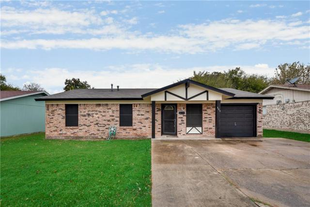 809 Pioneer Road, Mesquite, TX 75149 (MLS #13971319) :: RE/MAX Town & Country