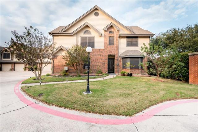 406 Santa Fe Trail #48, Irving, TX 75063 (MLS #13971323) :: Century 21 Judge Fite Company