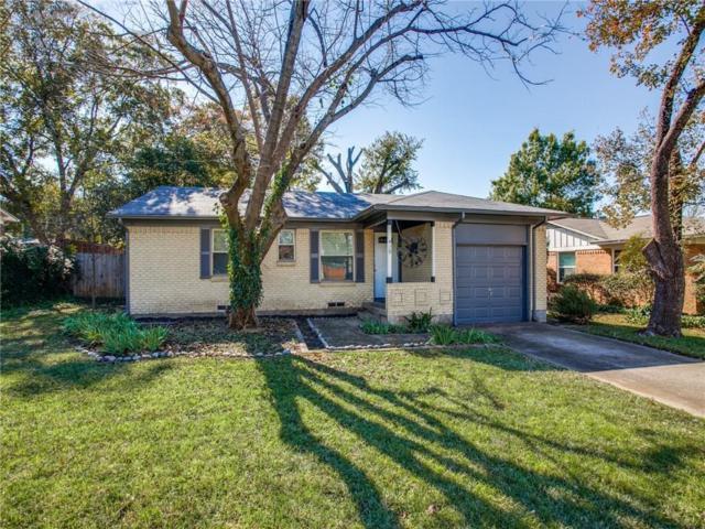 429 Vernet Street, Richardson, TX 75080 (MLS #13971351) :: Hargrove Realty Group