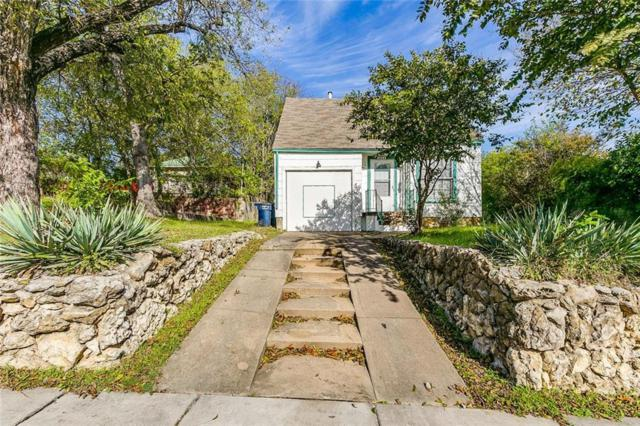 1864 Highland Avenue, Fort Worth, TX 76164 (MLS #13971360) :: Robbins Real Estate Group