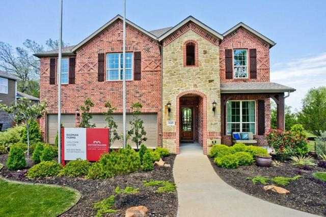 1702 Shady Hill, Wylie, TX 75098 (MLS #13971363) :: RE/MAX Town & Country