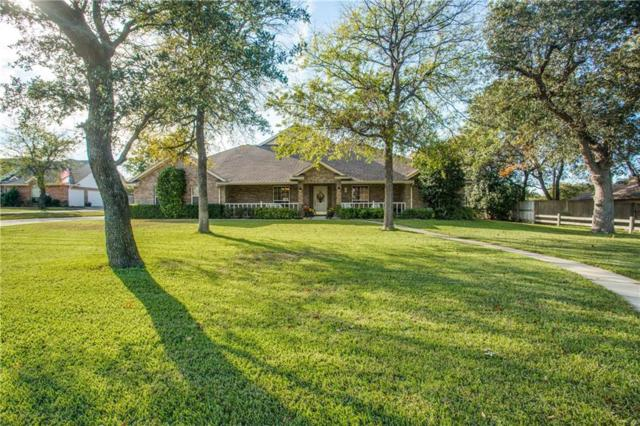 6117 Feather Wind Drive, Fort Worth, TX 76135 (MLS #13971370) :: RE/MAX Town & Country