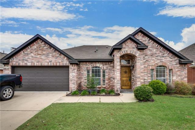 7621 Lawnsberry Drive, Fort Worth, TX 76137 (MLS #13971383) :: RE/MAX Town & Country