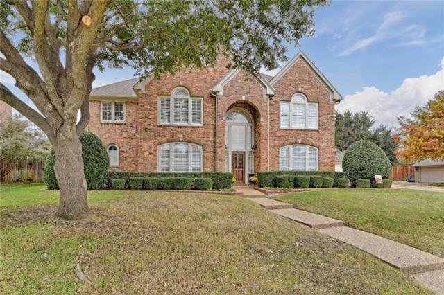 1409 Merion Drive, Mansfield, TX 76063 (MLS #13971441) :: The Holman Group