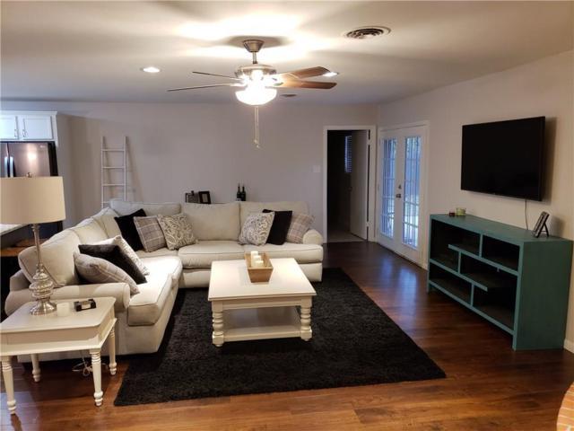 844 Woodcrest Drive, Hurst, TX 76053 (MLS #13971501) :: The Holman Group