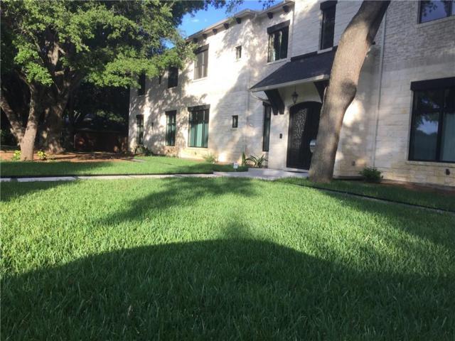 6032 Preston Haven Drive, Dallas, TX 75230 (MLS #13971506) :: Robbins Real Estate Group