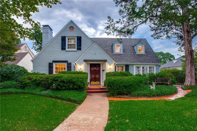 1228 Lausanne Avenue, Dallas, TX 75208 (MLS #13971541) :: Real Estate By Design