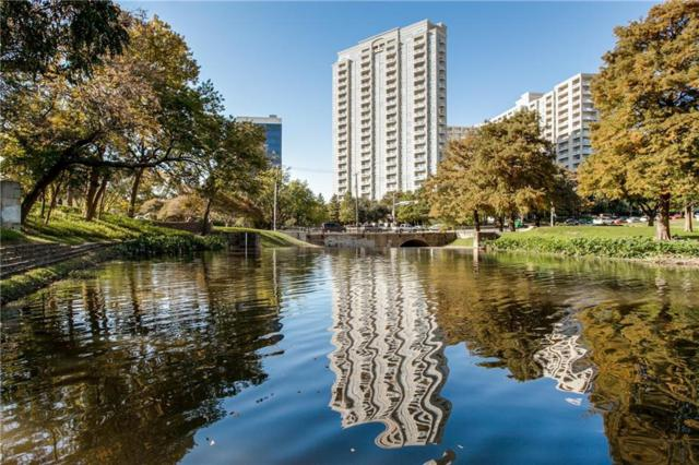 3225 Turtle Creek Boulevard #12, Dallas, TX 75219 (MLS #13971571) :: The Mitchell Group