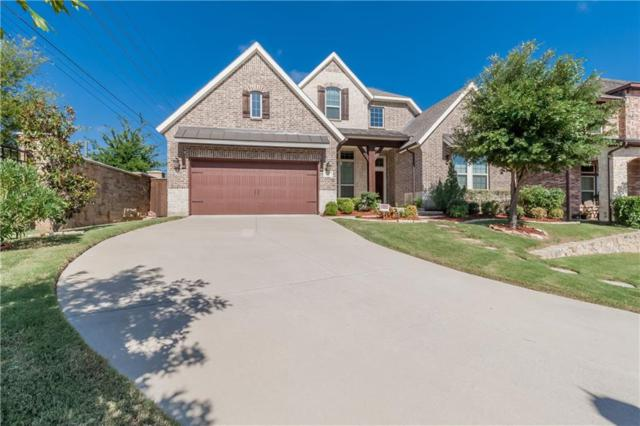 101 Ridgecrest Court, Coppell, TX 75019 (MLS #13971593) :: Team Tiller