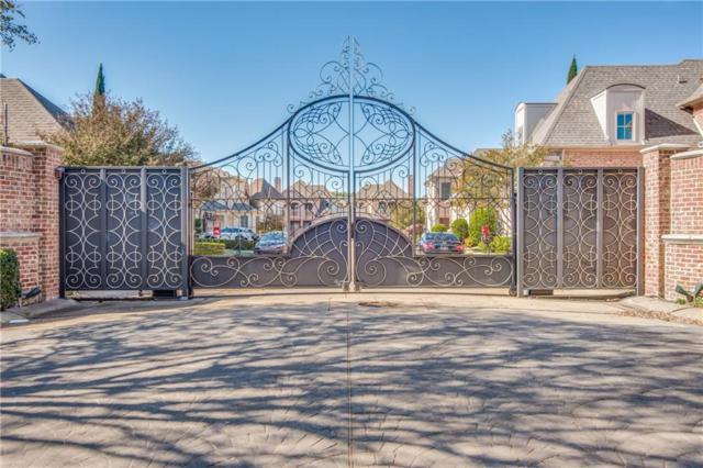 5943 Preston Gate Court, Dallas, TX 75230 (MLS #13971608) :: Robbins Real Estate Group
