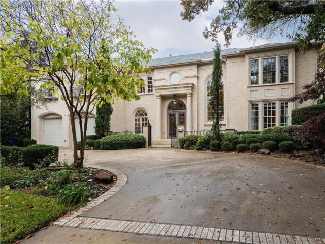 5311 Nakoma Drive, Dallas, TX 75209 (MLS #13971637) :: Kimberly Davis & Associates