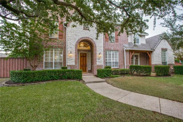 910 Twin Creeks Drive, Allen, TX 75013 (MLS #13971692) :: RE/MAX Town & Country