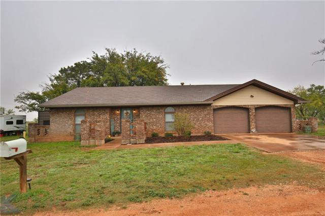 324 Country Club Drive, Merkel, TX 79536 (MLS #13971716) :: RE/MAX Town & Country