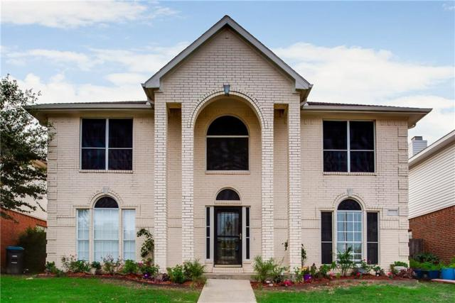 7325 Teal Drive, Fort Worth, TX 76137 (MLS #13971732) :: Kimberly Davis & Associates