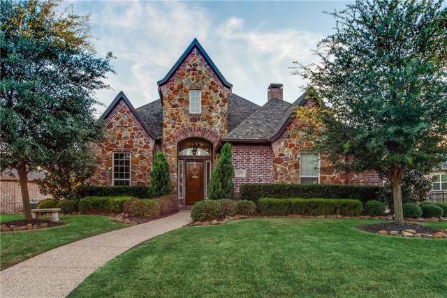 2490 Wildflower Way, Prosper, TX 75078 (MLS #13971734) :: RE/MAX Town & Country