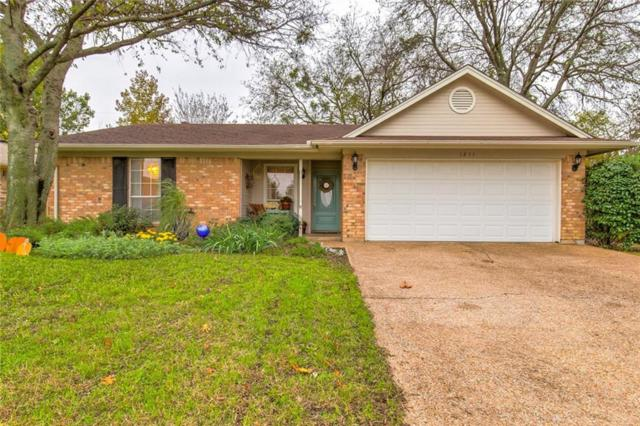1211 Princeton Place, Cleburne, TX 76033 (MLS #13971761) :: The Paula Jones Team | RE/MAX of Abilene
