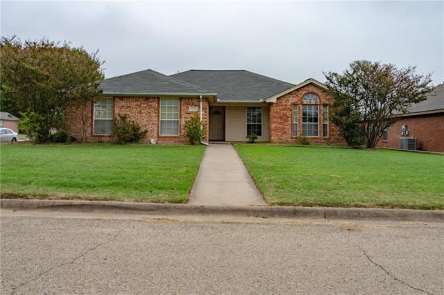 322 Odell Street, Cleburne, TX 76033 (MLS #13971865) :: The Sarah Padgett Team