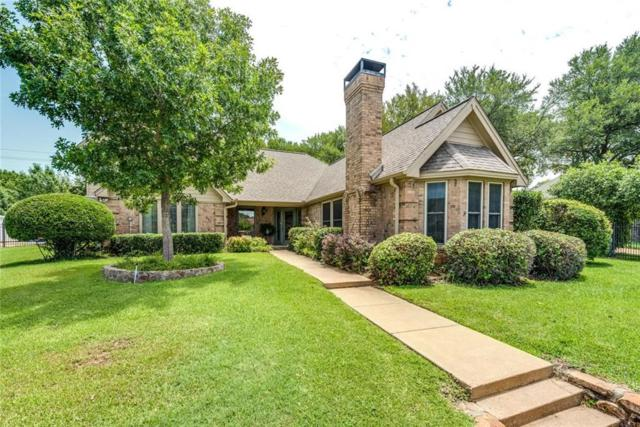 4103 Trail Bend Court, Colleyville, TX 76034 (MLS #13971885) :: The Tierny Jordan Network