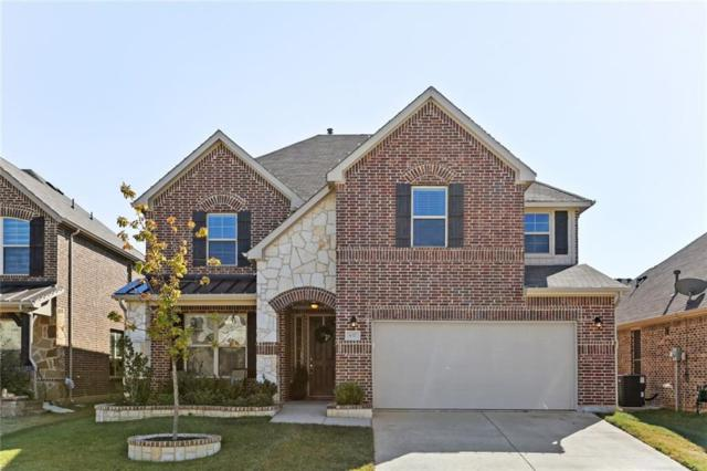 637 Calliopsis Street, Little Elm, TX 75068 (MLS #13971891) :: Real Estate By Design