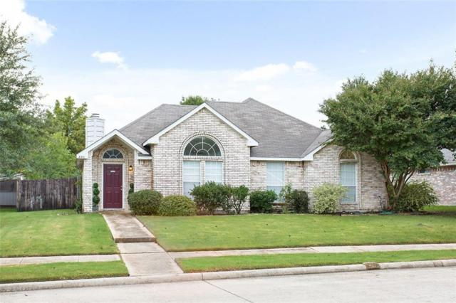 8801 Pheasant Run Drive, Rowlett, TX 75089 (MLS #13971928) :: Vibrant Real Estate