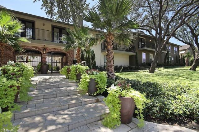 5836 Birchbrook Drive #232, Dallas, TX 75206 (MLS #13971929) :: Century 21 Judge Fite Company