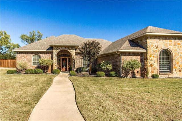 200 Autumnwood Drive, Aledo, TX 76008 (MLS #13971951) :: The Mitchell Group