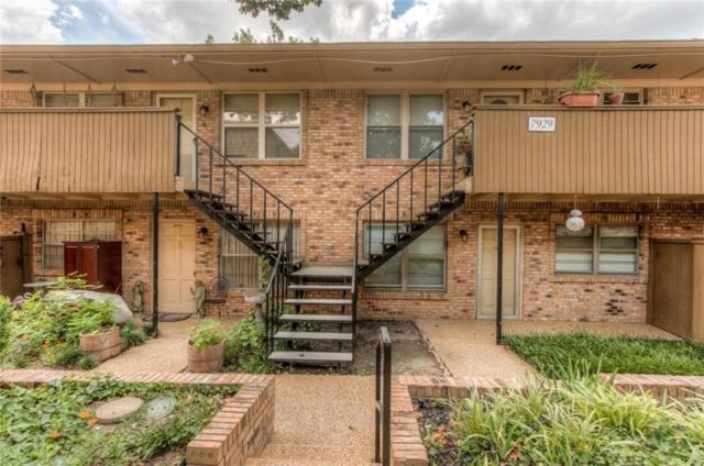 7929 Royal Lane #211, Dallas, TX 75230 (MLS #13972085) :: The Heyl Group at Keller Williams