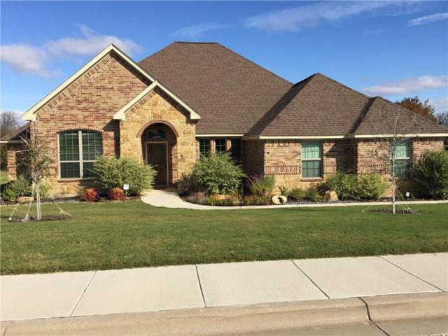 3217 Lakeway Drive, Weatherford, TX 76087 (MLS #13972093) :: The Gleva Team