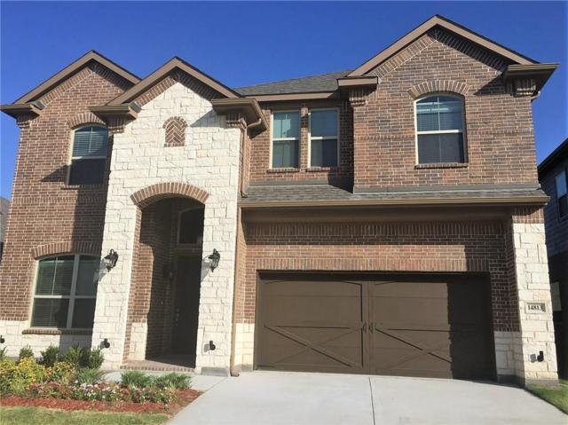 14813 Brettridge Drive, Aledo, TX 76008 (MLS #13972138) :: Potts Realty Group
