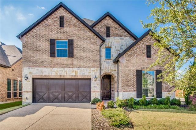 504 Warwick Boulevard, The Colony, TX 75056 (MLS #13972144) :: RE/MAX Town & Country
